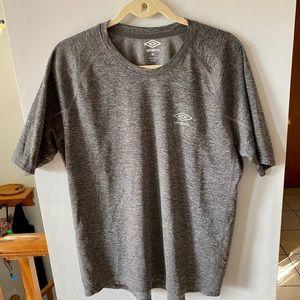 Umbro Athletic Sweat Wicking Shirt Men's XL